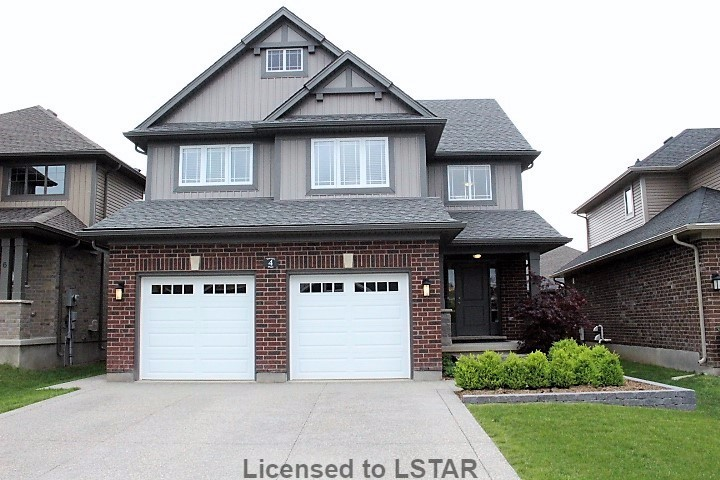 4 TANAGER PL, St. Thomas, Ontario, Canada