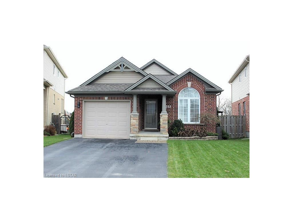 3322 GEORGEHERIOT Lane, London, Ontario, Canada