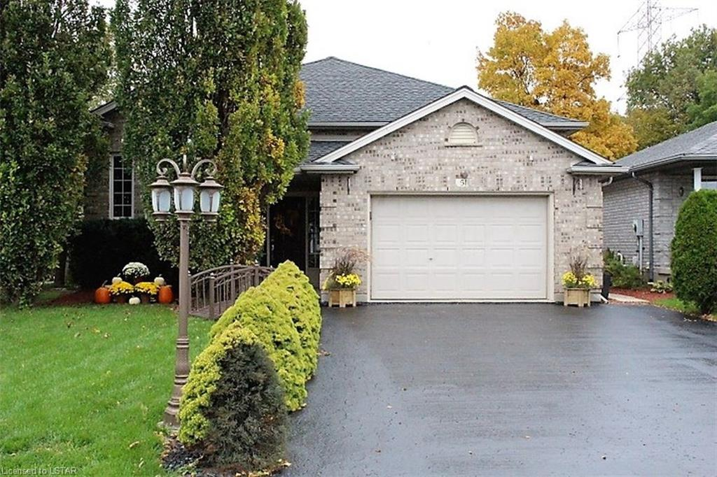51 DONKER Drive, St. Thomas, Ontario (ID 159067)